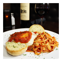 Chicken Parmigaino